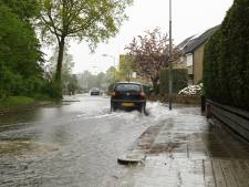 Woningen in Wezep zonder water na leidingbreuk