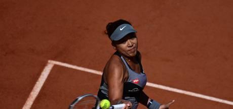 Osaka trekt zich met excuses terug uit Roland Garros: 'Ik heb een serieus probleem met depressies'