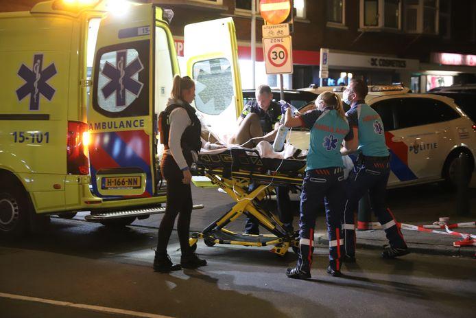 De politie heeft twee verdachten aangehouden voor het schietincident aan het Lorentzplein.
