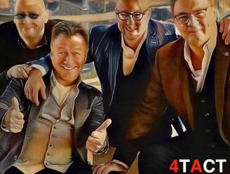 Met hommage aan De Strangers: muziekgroep 4TACT brengt nieuwe single uit