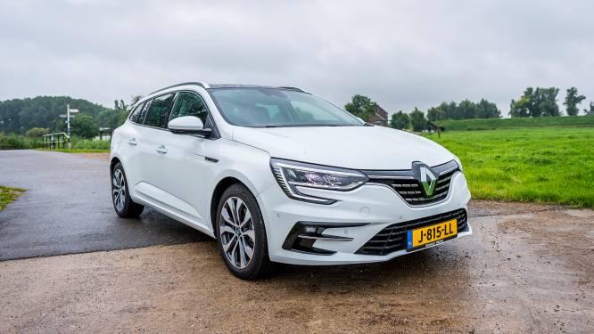 Test Renault Mégane: zuinige hybride is beperkte trekker
