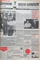 Weekblad Nieuw-Ginneken verdwijnt