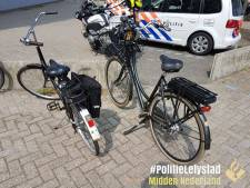 Fietsendief gepakt in Lelystad