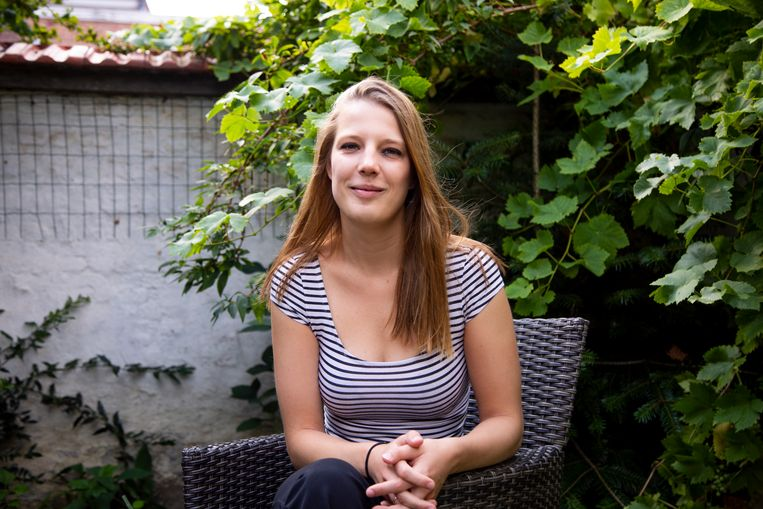 Deborah Seymus (28). Beeld Dries Vermeulen