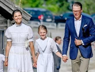 """Zweedse hof is duidelijk: """"Ook prinses Estelle mag trouwen met wie ze wil, man of vrouw"""""""