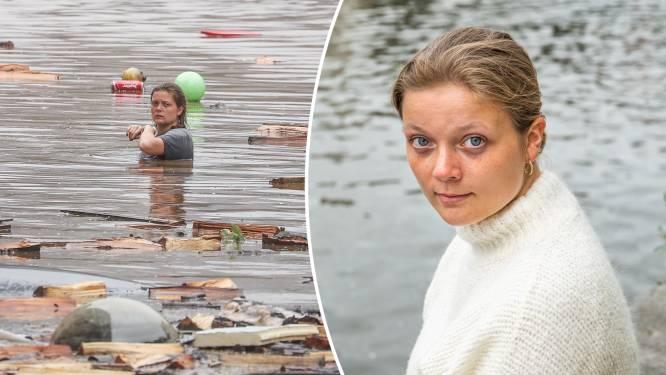 """Marguerite a passé 5 heures à évacuer les victimes des inondations à Angleur: """"Je ne suis pas une héroïne"""""""