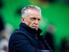 Afwijzing Vitesse bittere pil voor Sturing: 'Ik was er helemaal klaar voor'