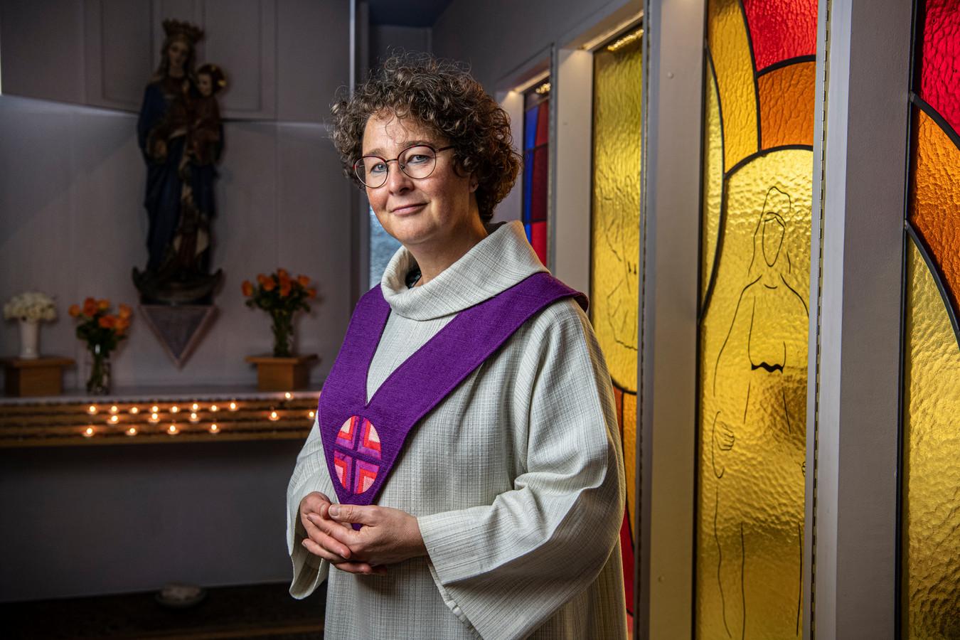 Pastor Joska van der Meer