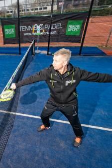 Alphense tennisclubs: Liever Nieuwe Sloot inkrimpen dan alles op één hoop vegen