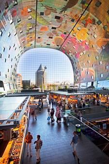 Rotterdam Urban Trail voert deze keer dwars door de Markthal