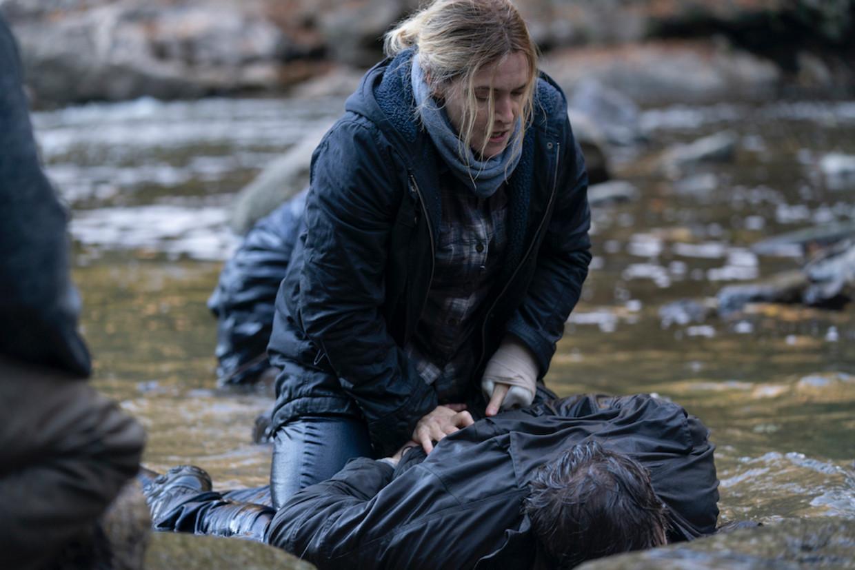 Kate Winslet Beeld HBO