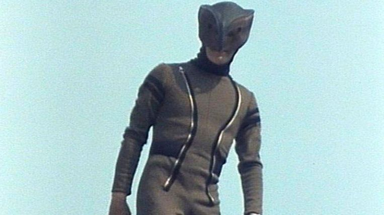 Rik Andries als 'De kat' Beeld vrt