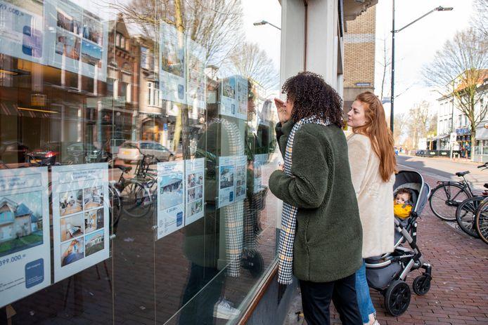 De Stentor zoekt starters op de woningmarkt in Zwolle voor een verhalenserie. Foto ter illustratie