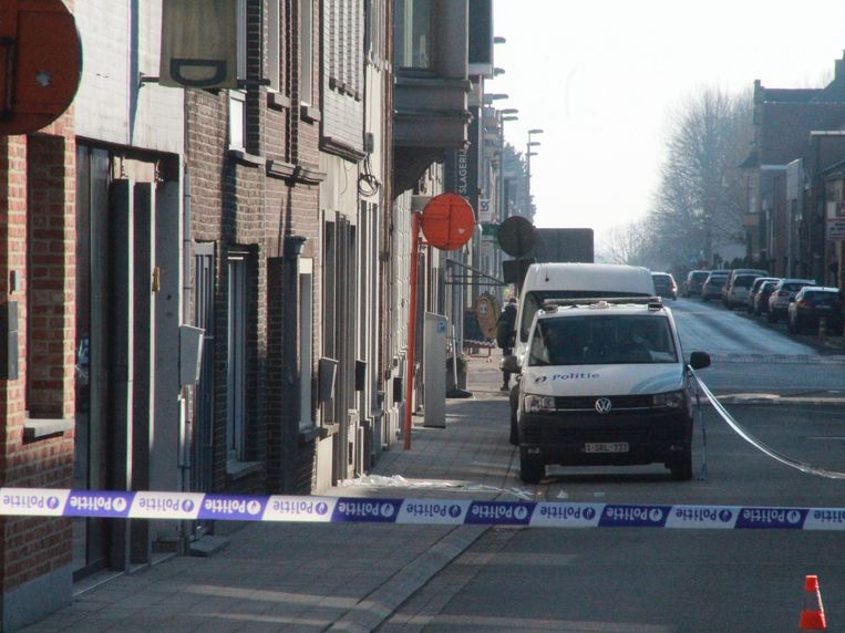 Leander Quintyn stierf op 6 maart bij een steekpartij in het centrum van Tielt. Beeld Alexander Haezebrouck