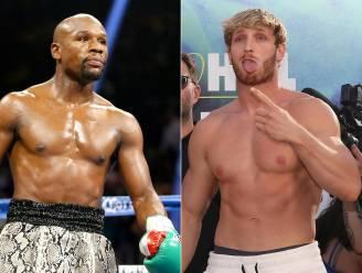 Floyd Mayweather komt nog maar eens uit pensioen: bokslegende kampt op 6 juni tegen Youtube-ster Logan Paul