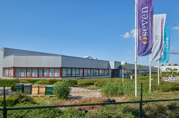 Het bedrijfspand van Maison van den Boer in Veghel. Het eigendom van het pand is verkocht voor 5,5 miljoen aan een vastgoedbelegger.