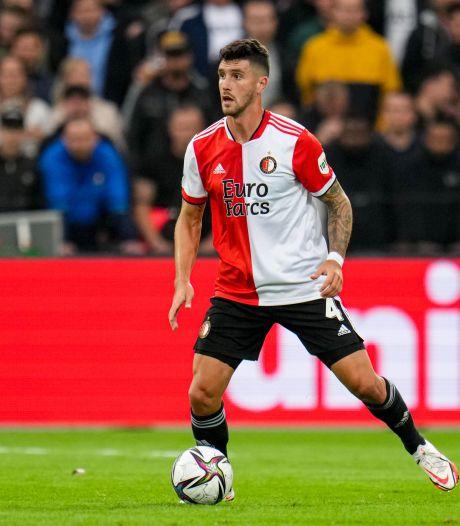 Feyenoord ook zondag mogelijk zonder Senesi, maar Slot is tevreden over vervanger