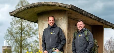 Broers Remco en Edwin maken stap van leger naar eigen bedrijf: 'Wij halen je uit je comfortzone'