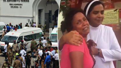 Wat we nu weten over de explosies in Sri Lanka: al 290 doden en 500 gewonden, 7 zelfmoordterroristen onder de daders