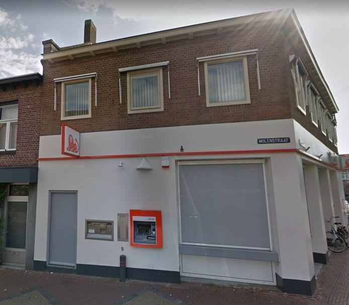 De ING aan de Molenstraat in Boxtel gaat dicht.