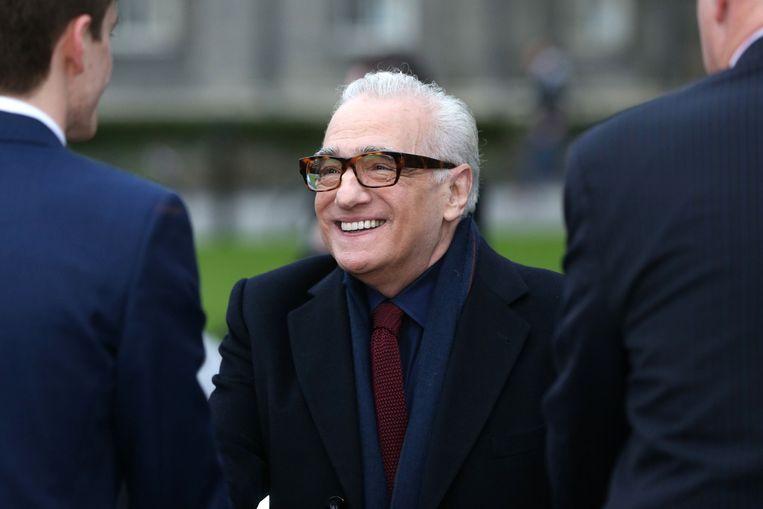 Martin Scorsese. Beeld Photo News