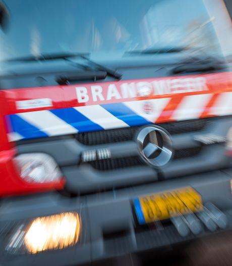 Brandweer rukt uit voor brand in pand Eygelshoven, 20 bewoners tijdelijk geëvacueerd