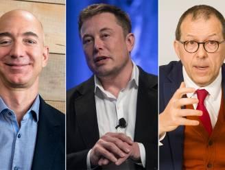 Forbes publiceert nieuwe lijst van rijkste mensen ter wereld en er staan ook Belgen in