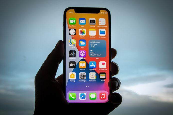 iPhone 12 Mini en Pro Max