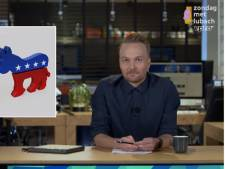 Meer dan twee miljoen kijkers voor Lubach met boodschap van Trump aan 'Phoney Joe'
