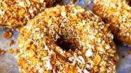 Wordt deze Chicken Nugget Donut  dé nieuwe voedseltrend van 2018?