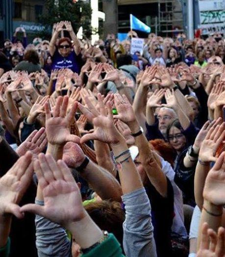 5.000 personnes manifestent contre les violences faites aux femmes à Bruxelles