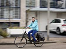 Adje uit Etten-Leur fietst al 35 jaar naar haar werk in Breda