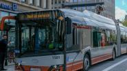 """Elektrische bussen van MIVB laden op terwijl je opstapt: """"Na 6 minuten weer onderweg"""""""