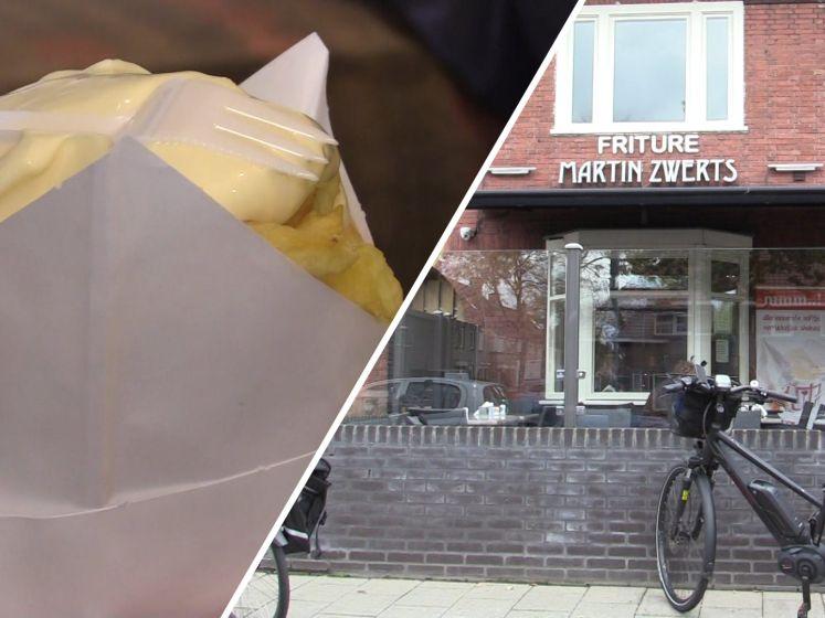 Lekkerste friettent van Nederland wordt overgenomen: 'Geheime recept geef ik aan de volgende eigenaar'