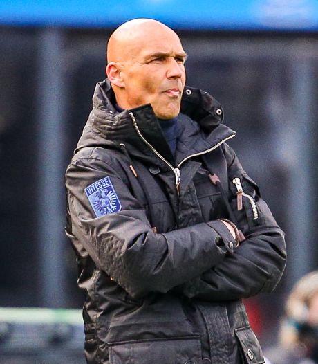 Achterin is alleen Danilho Doekhi nog over: Letsch moet de boel verbouwen bij Vitesse