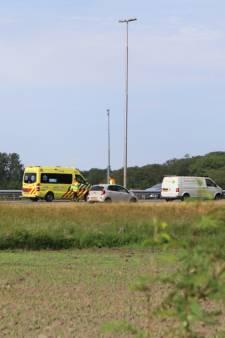 A1 na kettingbotsing in spits potdicht tussen Hoevelaken en Barneveld
