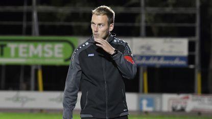 """Coach Sam Goethals en SK Ronse ontvangen op nieuw kunstgrasveld Blankenberge: """"Hebben nog tijd nodig om te bouwen"""""""