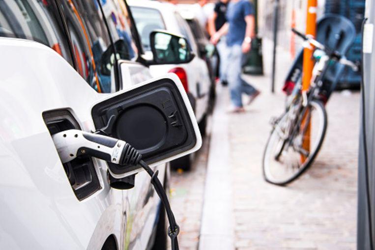Hybride Wagens Mogen Niet Zomaar Parkeren Op Plaatsen Voor