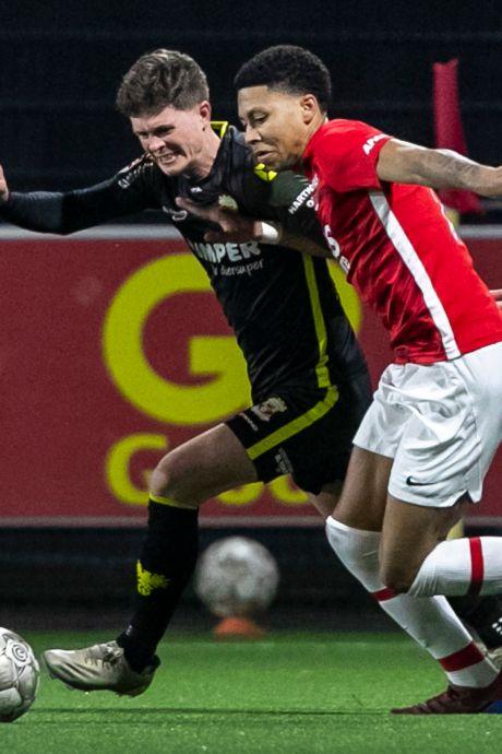 Samenvatting | Jong AZ - Go Ahead Eagles