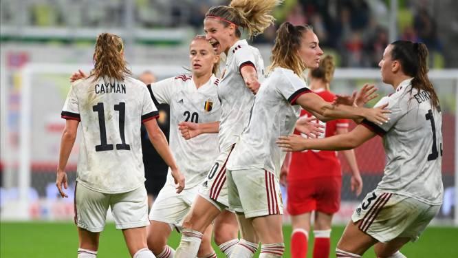 """Onze watcher ziet Red Flames beginnen aan WK-kwalificaties met draw in Polen: """"Heel blij met dit punt"""""""