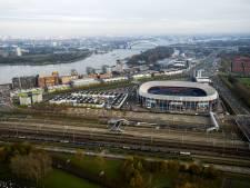 Raad Rotterdam wil nieuw plan voor gebied rond Kuip