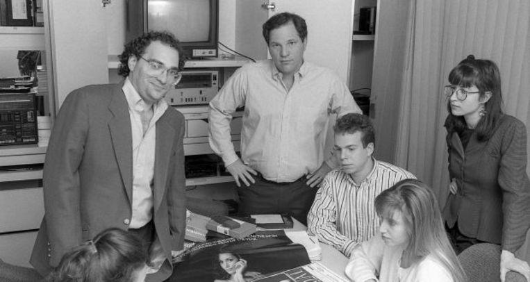 'Working with Harvey Weinstein' Beeld web