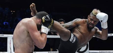 Wens van Glory-kickbokser Luis Tavares komt uit: 'Vechten in een vol stadion'