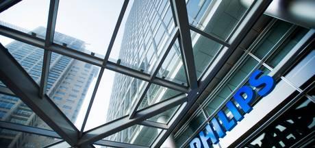 Philips ziet winst stijgen