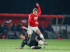 RKC huurt middenvelder Thijs Oosting van AZ