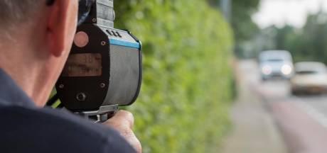 Pas op! Politie controleert vaker op snelheid in Haaren en Vught