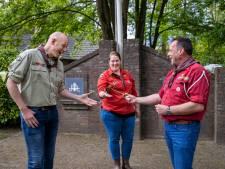 Voorzitter scouting Valkenswaard maakt na twintig jaar plaats voor nieuw duo