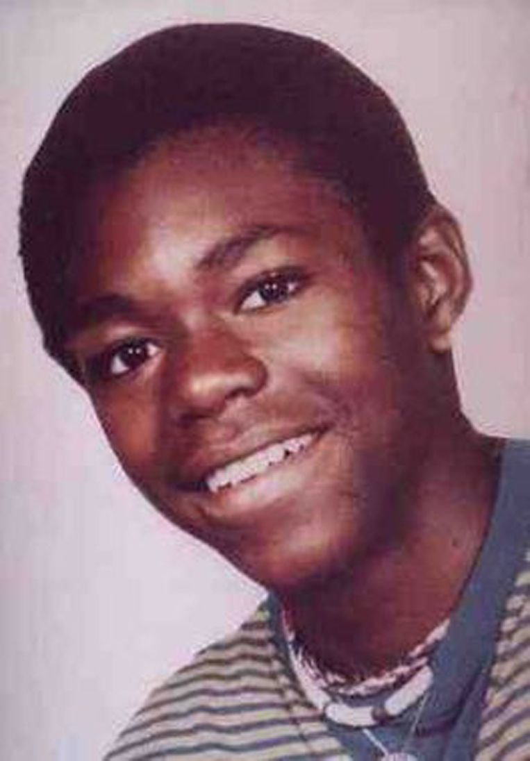 Kerwin Duinmeijer werd op 21 augustus 1983 op 15-jarige leeftijd vermoord door een skinhead.  Beeld Privearchief