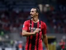 Zlatan Ibrahimovic forfait pour le déplacement de Milan à Liverpool