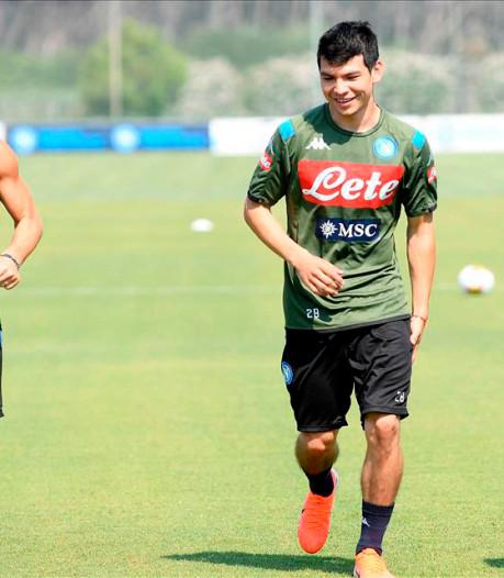 Emotioneel afscheid Lozano van PSV en Eindhoven: 'Onze harten doen pijn'